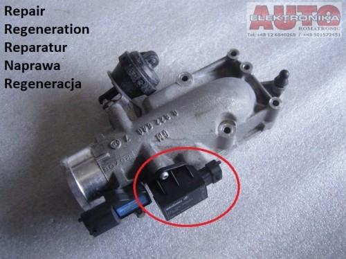 Bardzo dobra Naprawa Regeneracja - Czujnik położenia przepustnicy ELOBAU Opel EZ96